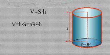Как рассчитать объем газгольдера